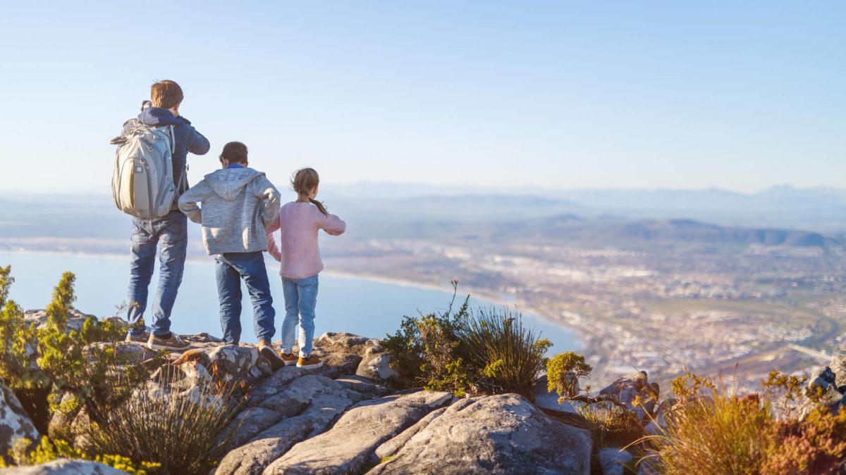 Pacote de Viagem - África do Sul em Grupo de Famílias com Crianças