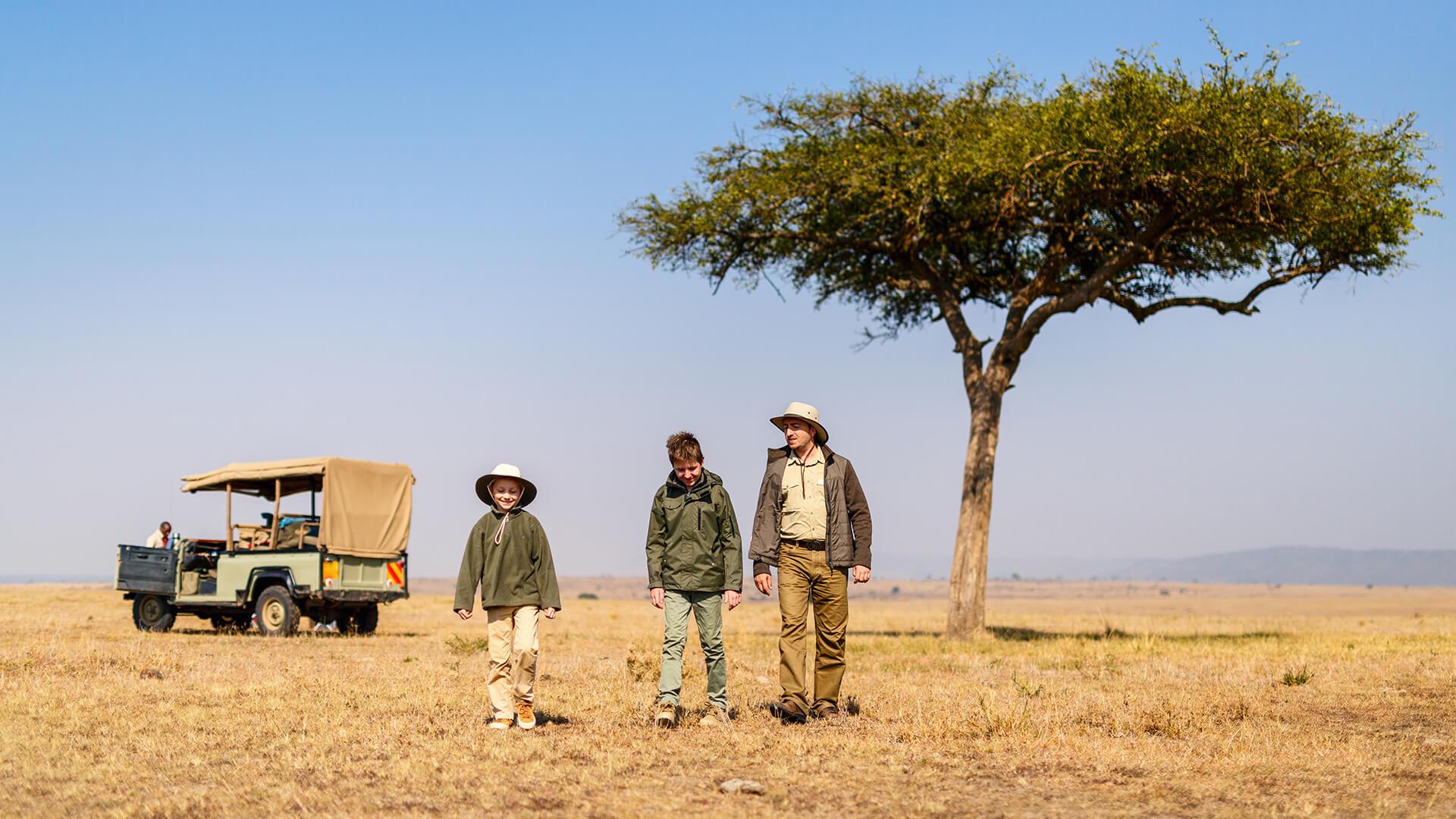 África com Crianças