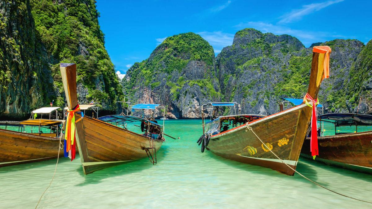 Pacote de Viagem para a Tailândia em Família